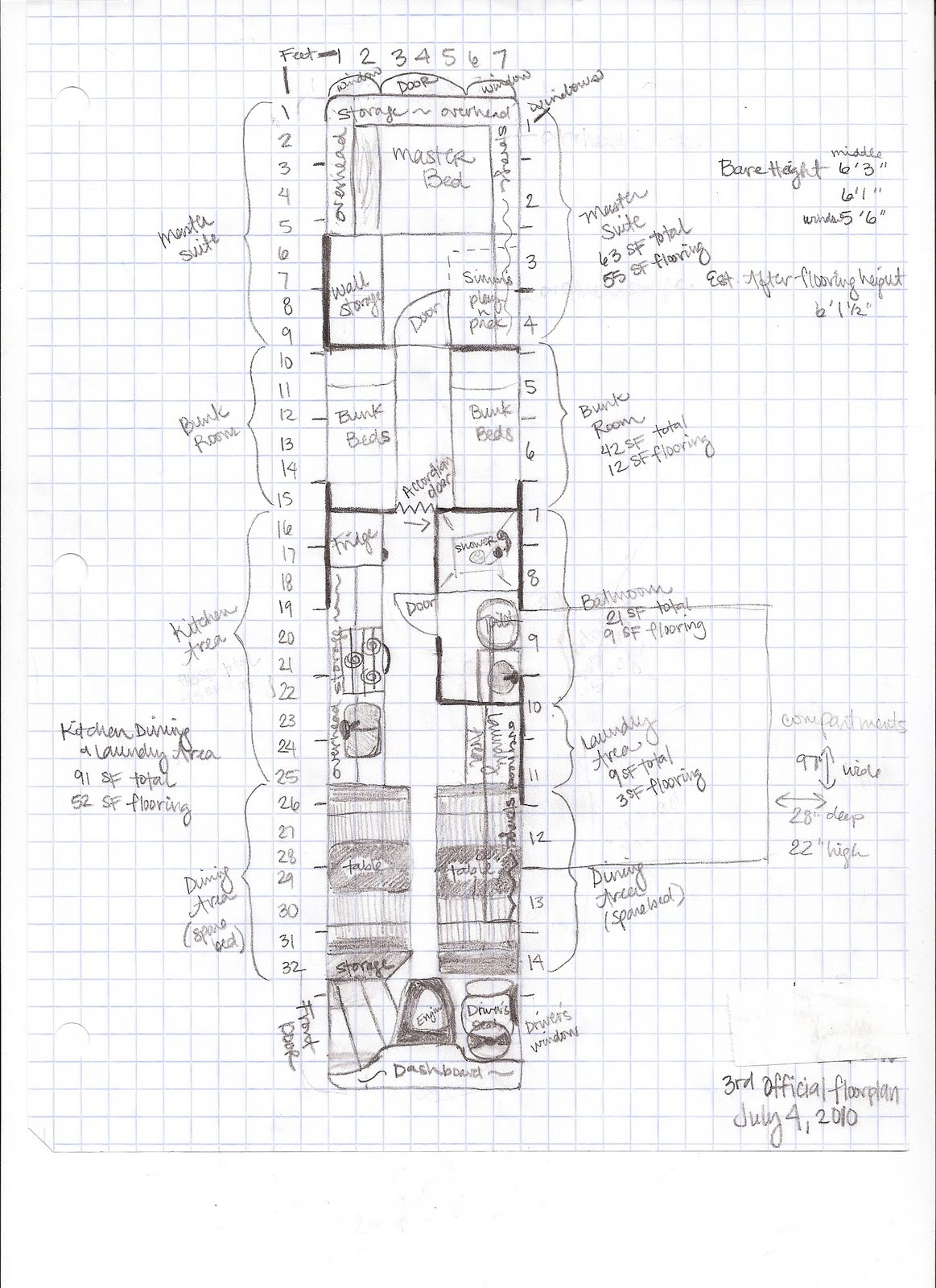 Step 5 Floor Plans Interior Design Sun Dragon Adventures