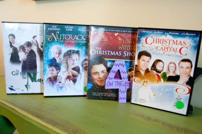 4th Day of Christmas 4 Family Films