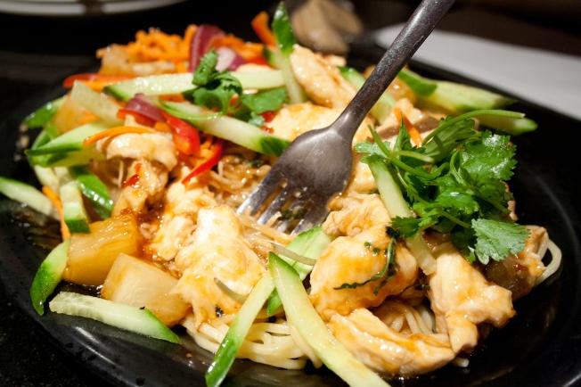 Pei Wei Caramel Chicken