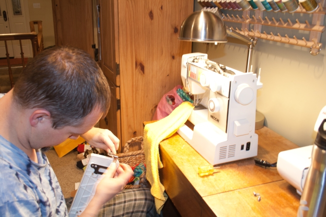 Psychotic Sewing