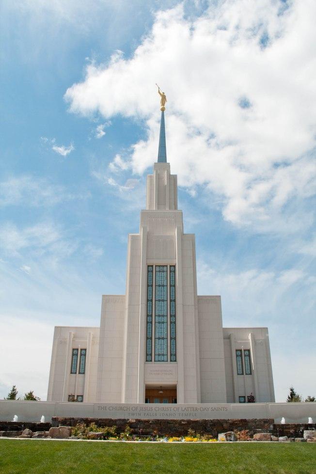 1 Twin Falls Temple