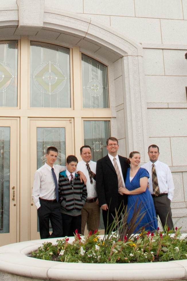 15 Columbia River Temple Group