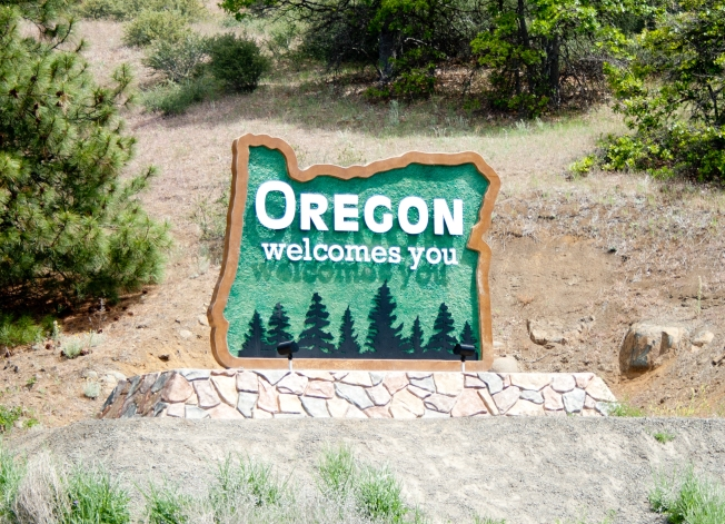 363 Welcome to Oregon