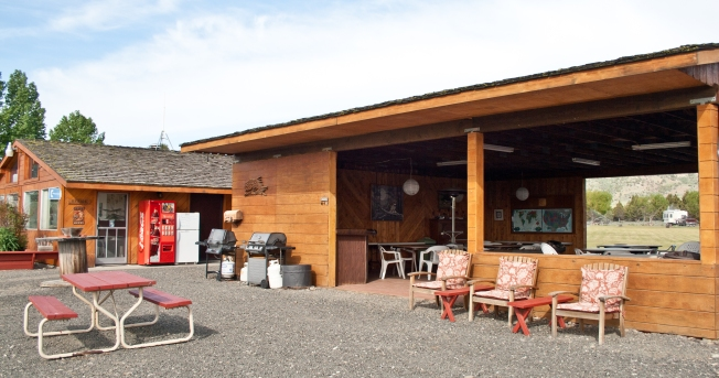 372 Junipers Reservoir RV Resort