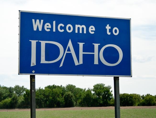 382 Welcome to Idaho