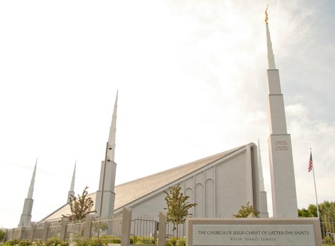 383 Boise Temple A
