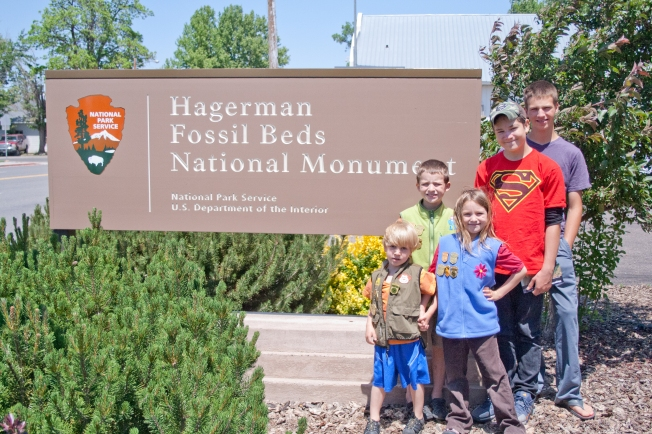 392 Hagerman Fossil Beds
