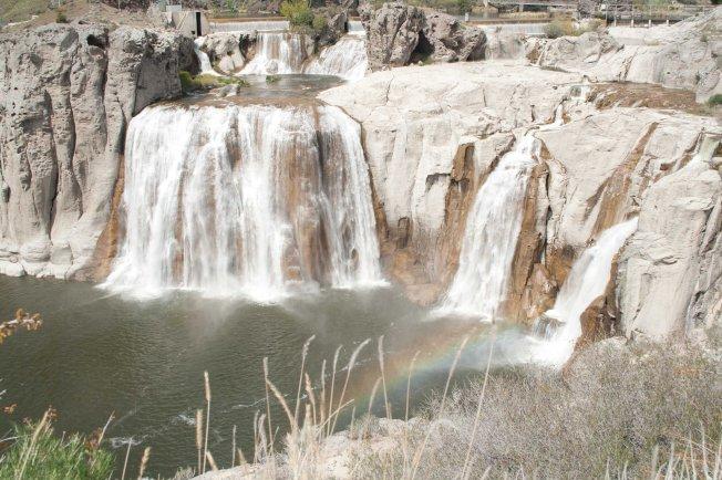 4 Shoshone Falls