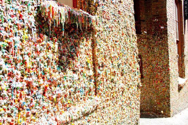 57 Gum Wall