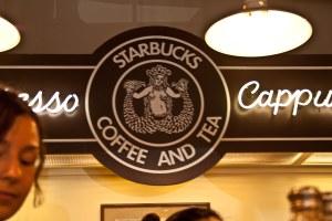 63 Starbucks