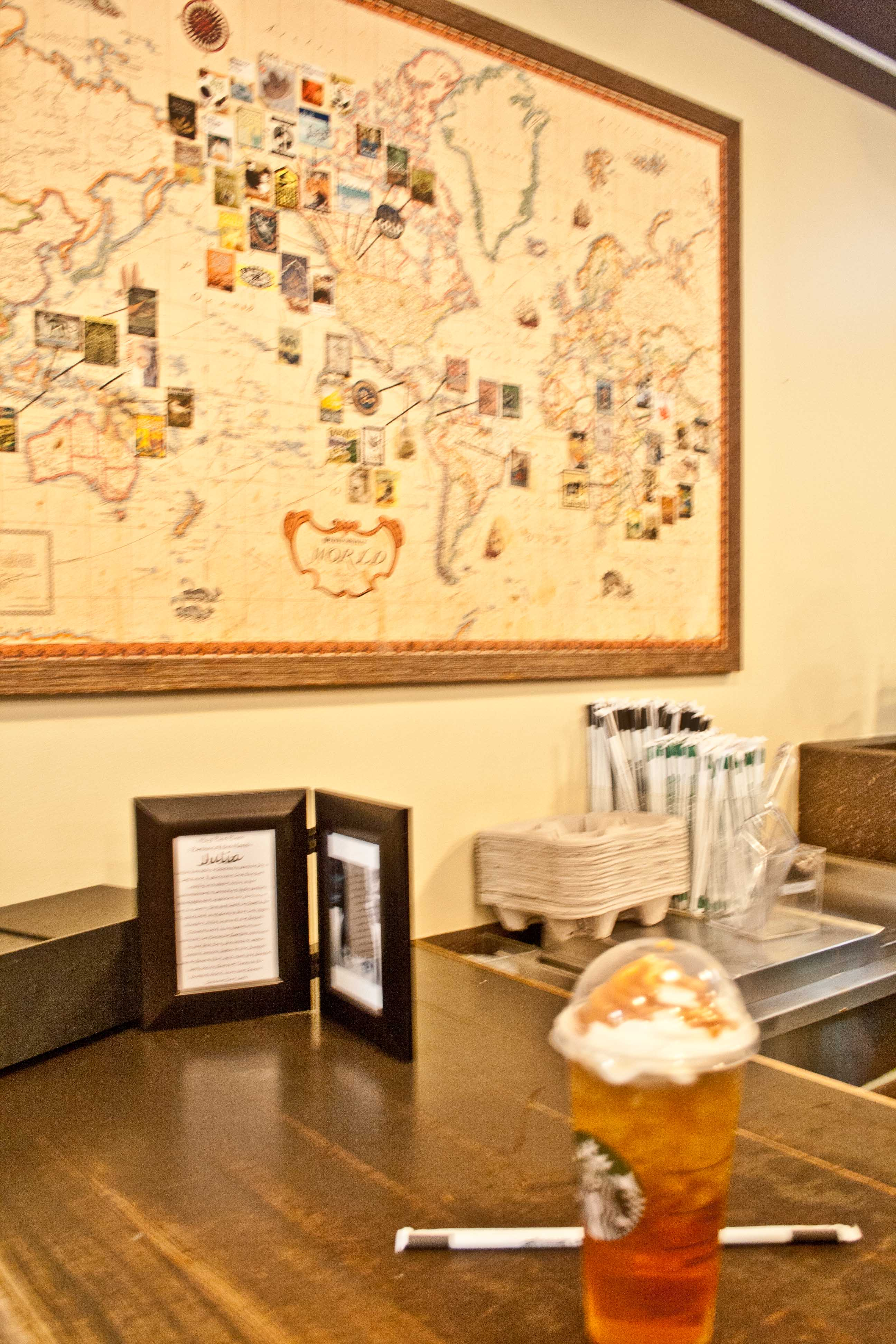 Funky Starbucks Wall Art Picture Collection - Wall Art Collections ...