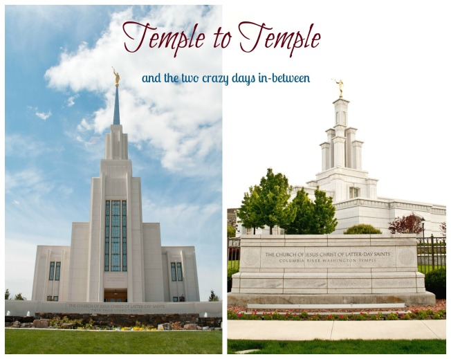 temple to temple
